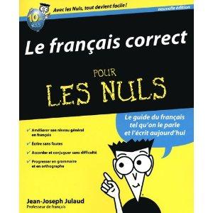 Le Français correct pour les Nuls, nouvelle édition