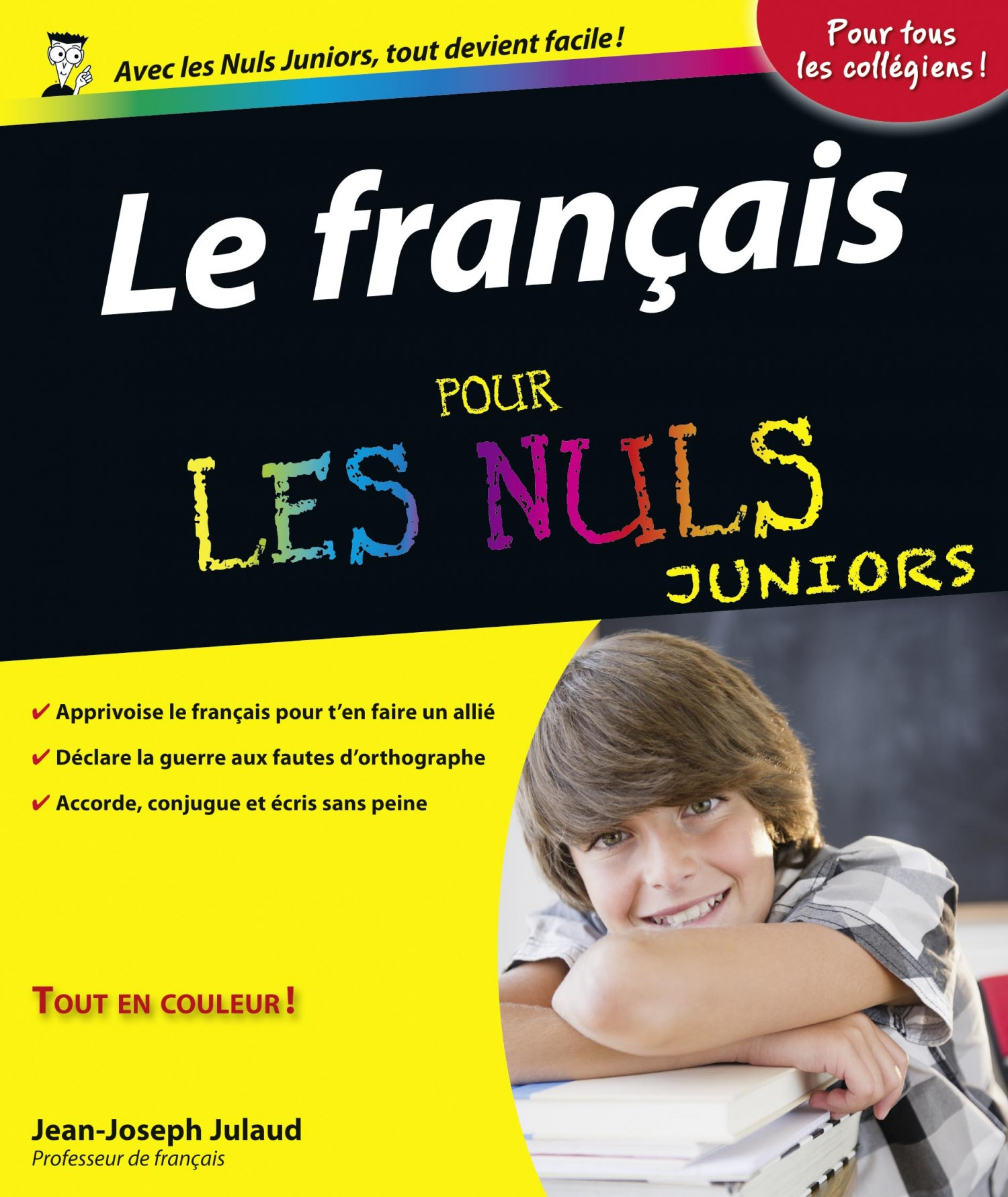 Le franais pour les Nuls juniors