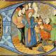 Charles d'Orléans recevant l'hommage d'un vassal (XVe siècle)