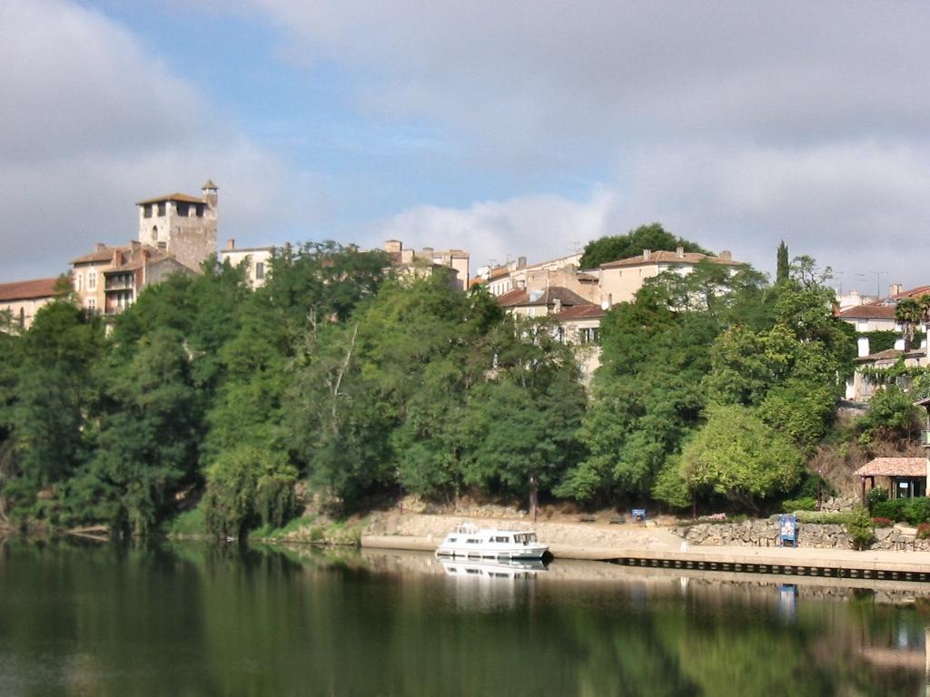 Clairac, en Agenais (Lot-et-Garonne).