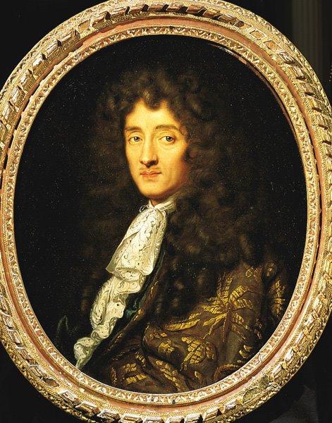 Jean Racine par Jean-François de Troy