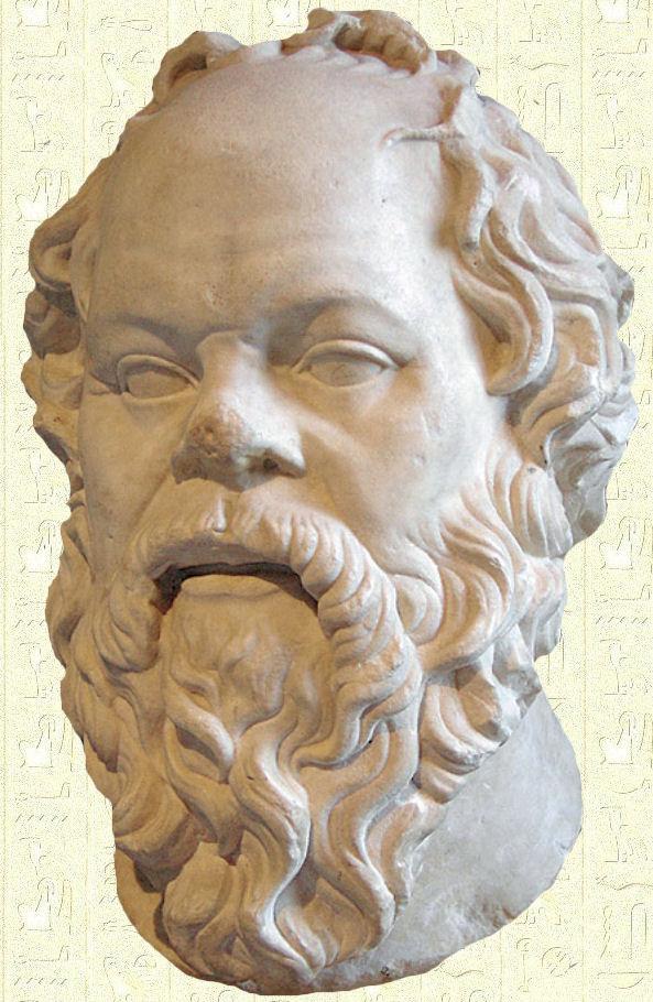 Socrate, philosophe grec ( -470 -399)