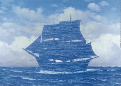 Le séducteur, René Magritte (1898 - 1967)