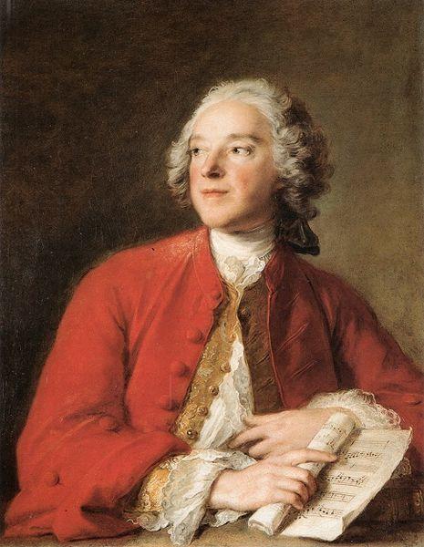 Pierre-Augustin Caron de Beaumarchais (1732 - 1799) parJean-Marc Nattier (1685 - 1766)