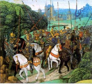 Charles VI devient fou dans la forêt du Mans, le 5 août 1392.