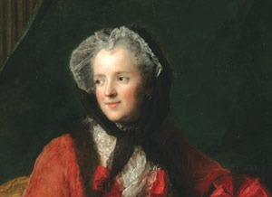 La reine Marie Leszczynska (1703 - 1768)