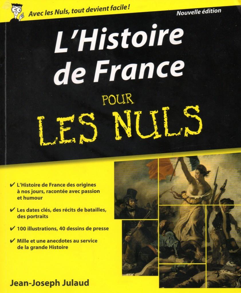 L'Histoire de France pour les Nuls, deuxième édition