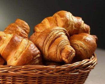 Croissants chauds...