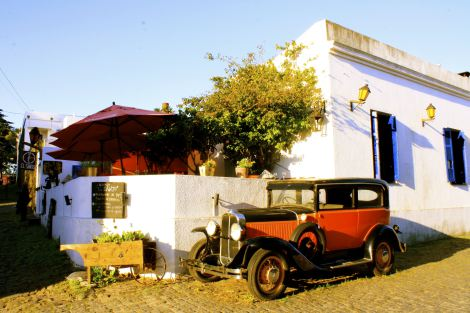 Uruguay. Colonia del Sacramento
