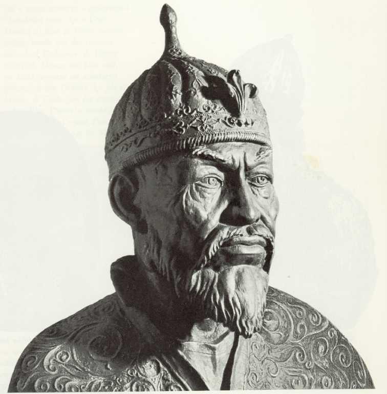 Tamerlan (8 avril 1336 - 18 février 1405)