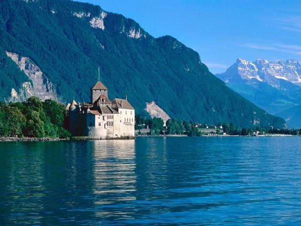 Paysage suisse.