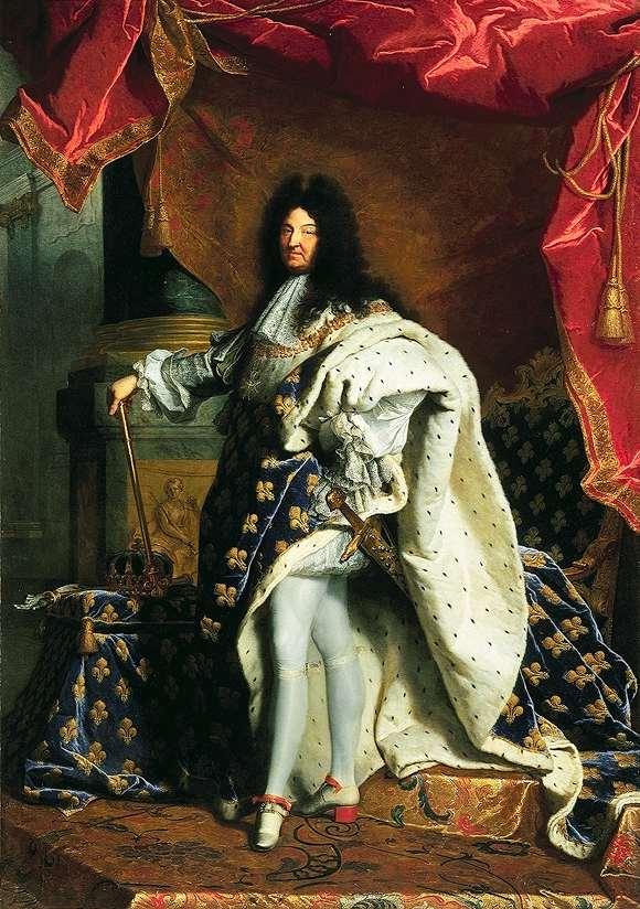 Louis XIV (1638 - 1715)