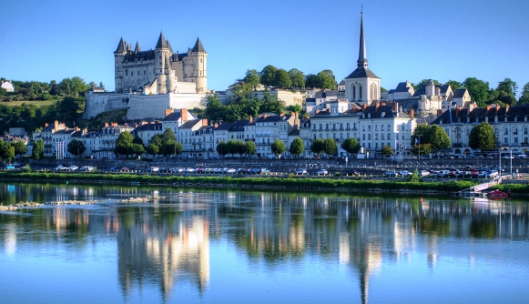 reflet-chateau-saumur-photo-Gilbert