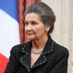 Simone Veil  13 juillet 1927 - 30 juin 2017