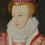 """Marguerite de Valois (1553 - 1615) surnommée - au XIXe siècle... -  """"la reine Margot"""""""