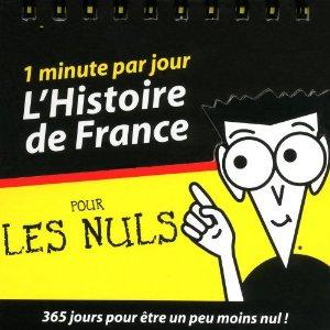 L'Histoire de France pour les Nuls en 365 fiches.