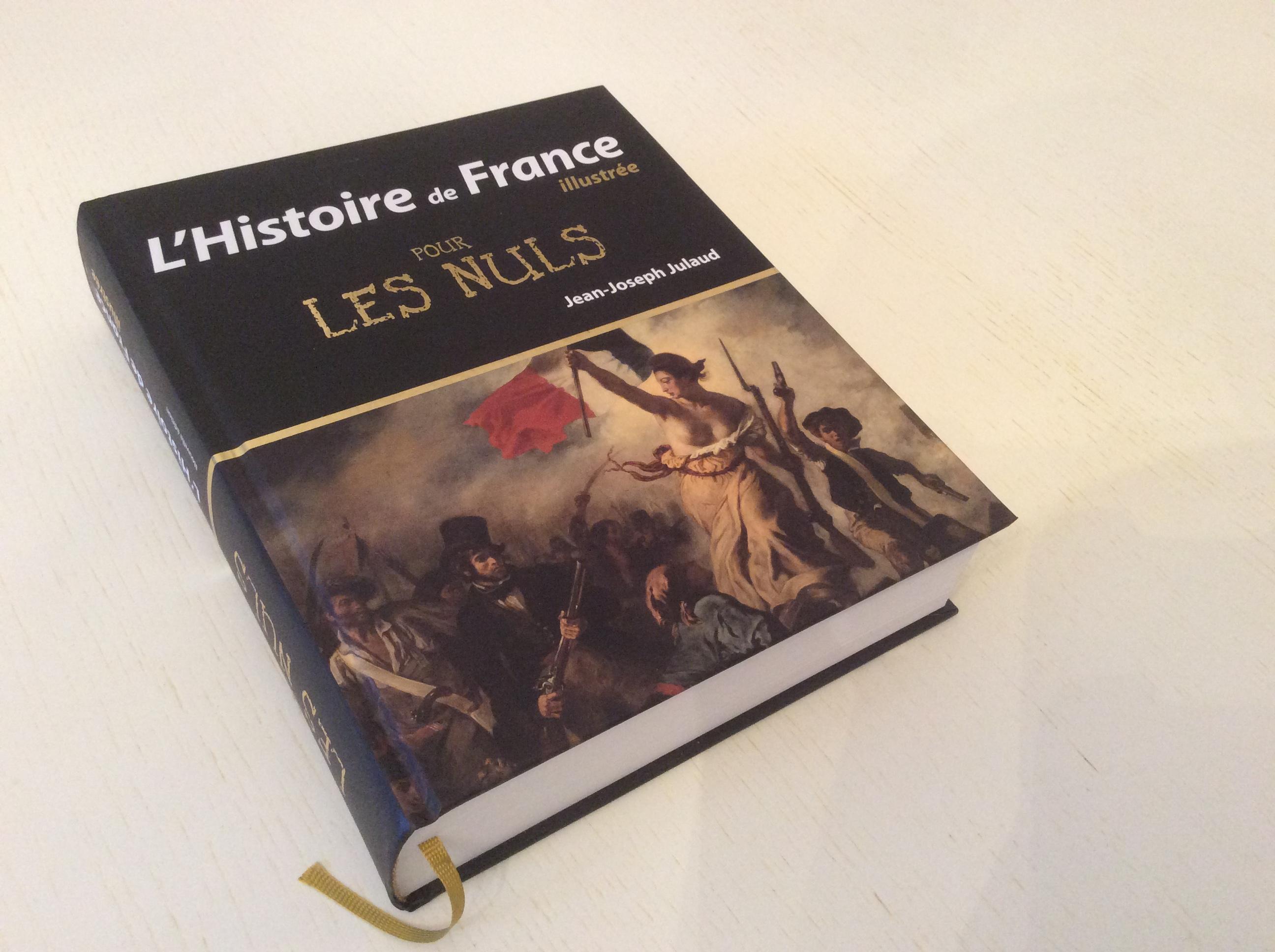 Histoire de France illustrée pour les Nuls, 2e édition
